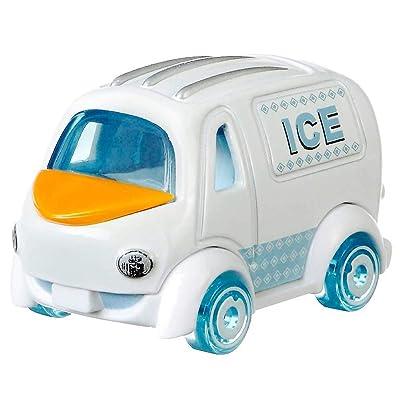 HOT Wheels Disney CAR Olaf: Toys & Games