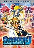 Saber Marionette J - Anime Legends Complete Collection