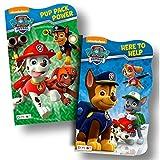 Disney Baby Toddler Board Books - Set of 2 (PAW Patrol Board Books)