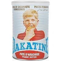 Dakatine 得恩 醇香花生酱 425g(法国进口)