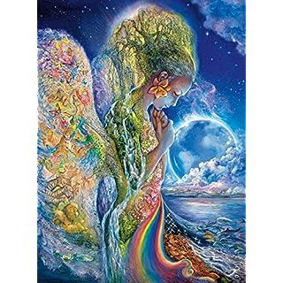 Buffalo Games - Josephine Wall - The Sadness of Gaia (Glitter Edition) - 1000 Piece Jigsaw Puzzle