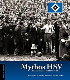HSV Perlen Vereinsgeschichte Traditionsverein Bundesliga Spieler Biografie Buch Sport