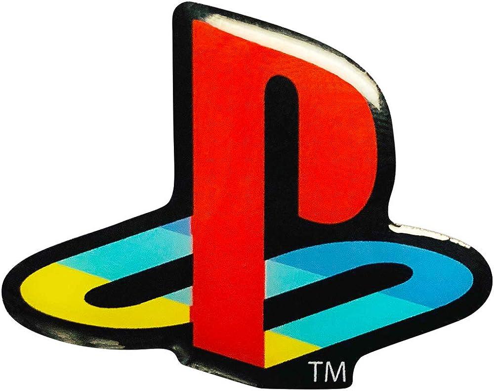 Ripple Junction PlayStation Logo Enamel Pin