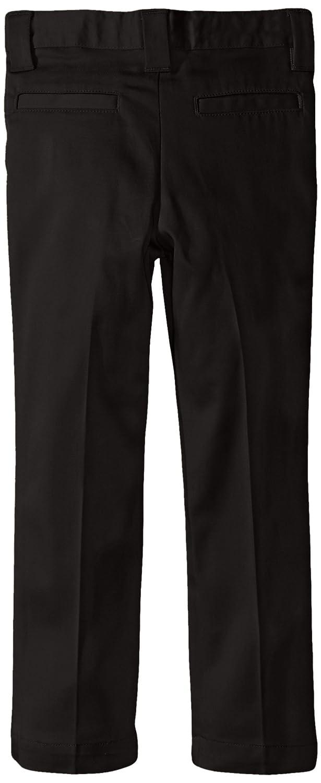 Black CLASSROOM Little Boys Uniform Slim Fit Pants 4