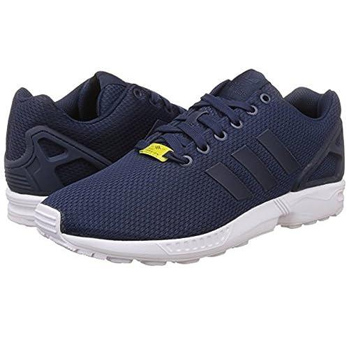 pretty nice ded6e 69d60 adidas Originals ZX Flux Primeknit Shoes #S75972: Amazon.co ...