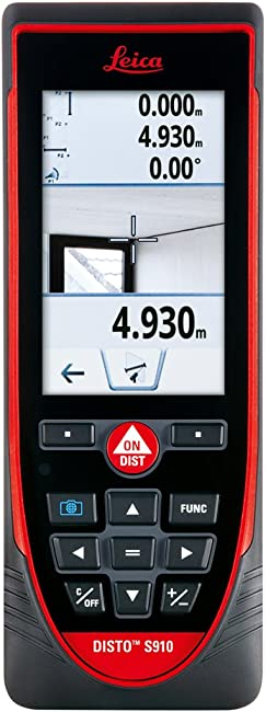 Leica S910 Laser Distance Measurer Review