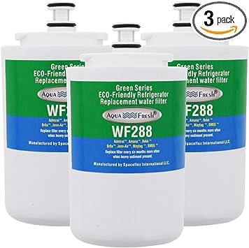 3x Inline Filtres à Eau Compatible Bosch Siemens Réfrigérateur DD-7098 497818 aquati