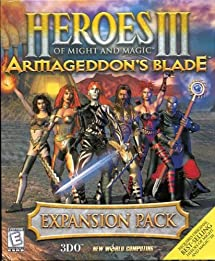 heroes of might and magic expansion pack blade pc