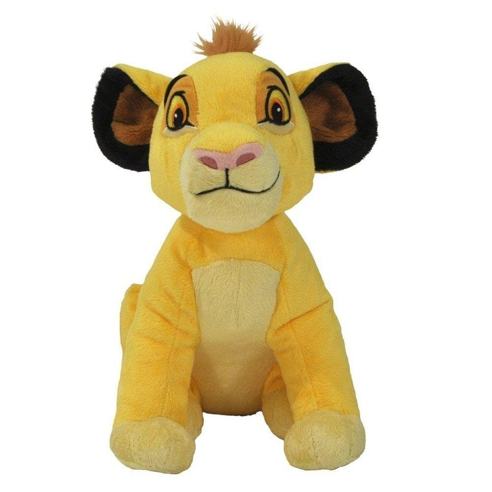 Disney Baby Dreamy Sounds Plush Soother - Simba the Lion by Disney
