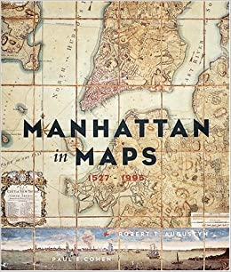 Book Manhattan in Maps, 1527-1995