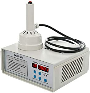 Portable Handheld Induction Sealer 20mm-100mm 110V Induction Sealing Machine White Bottle Cap Sealing Machine