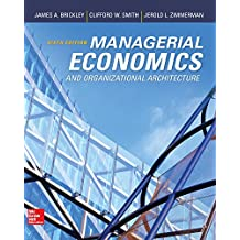 eBook for Managerial Economics & Organizational Architecture (Irwin Economics)