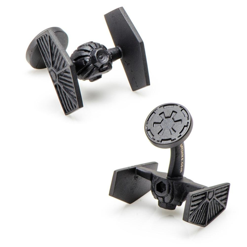 Cufflinks Inc Star Wars Corbata Gemelos de Caza Estelar: Amazon.es ...