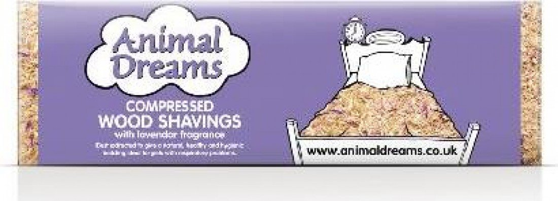Animal Dreams (bradford) Compressed Shavings Lavender Mini
