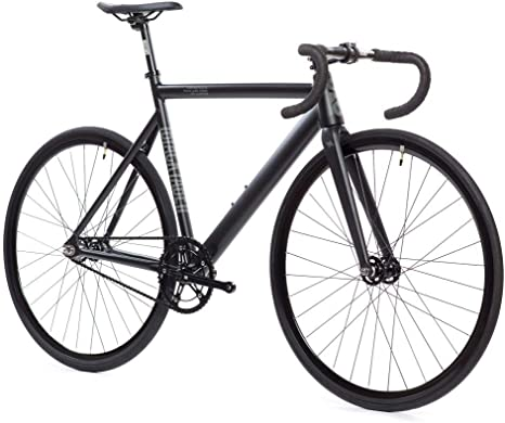 Black Label 6061 v2 - Bicicleta de carretera (52 cm), color negro mate: Amazon.es: Deportes y aire libre