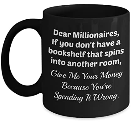 Gifts for millionaires
