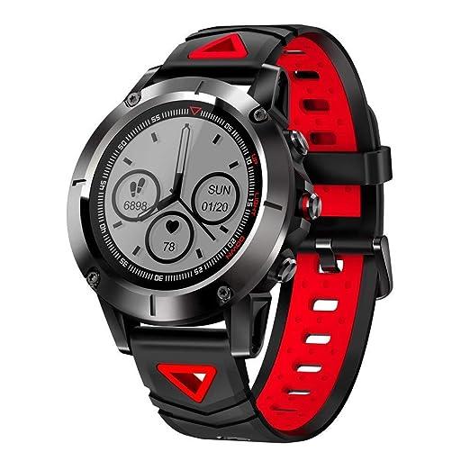 Bbiao Gps Sport Smartwatch Call Message Bt4.0 Smartwatch con ...