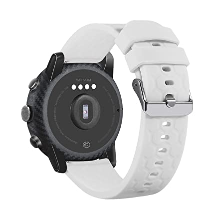 Amazon.com: RuenTech Compatible with Fossil Q Gen 5 Bands ...