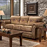 American Furniture Classics Wild Horses Sleeper Sofa