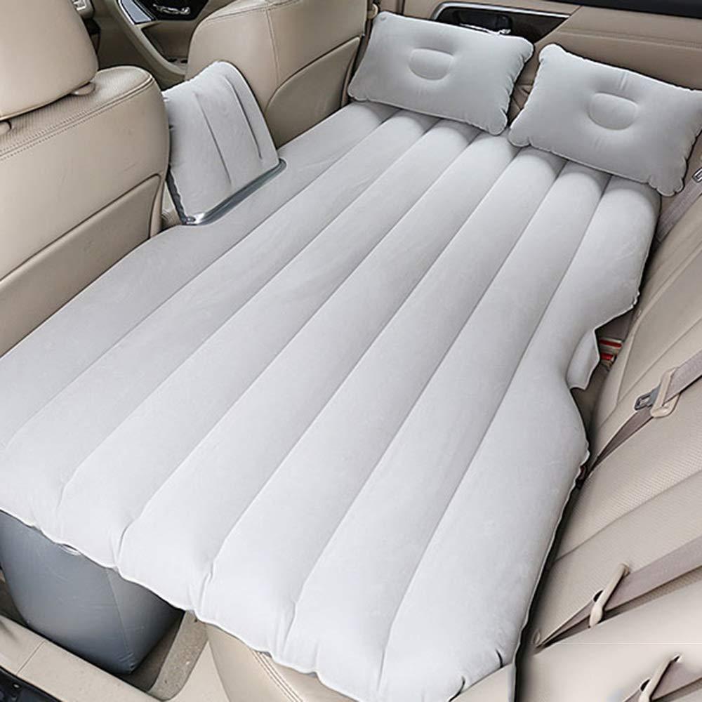 LiuJianQin Lit gonflable ZXQZ Aufblasbares Auto Reisebett Outdoor tragbar Faltbar Reisebett Outdoor Bett Air tragbar universal stoßfest Luftbett Luftbett