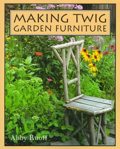 Making Twig Garden Furniture by Hartley & Marks