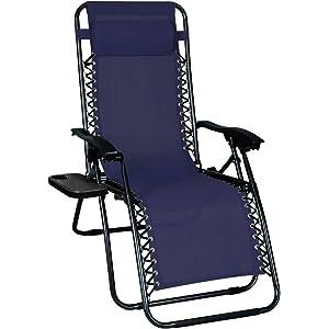 Odaof Zero Gravity Chair (Blue)