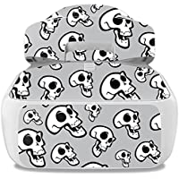 Skin For DJI Goggles – Laughing Skulls | MightySkins Protective, Durable, and Unique Vinyl Decal wrap cover | Easy To Apply, Remove, and Change Styles | Made in the USA