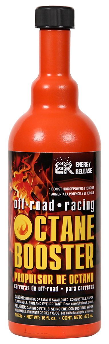 Energy Release P033s Off-Road/Racing Octane Booster - 16 fl. oz.