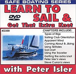 Learn To Sail & Get That Extra Knot