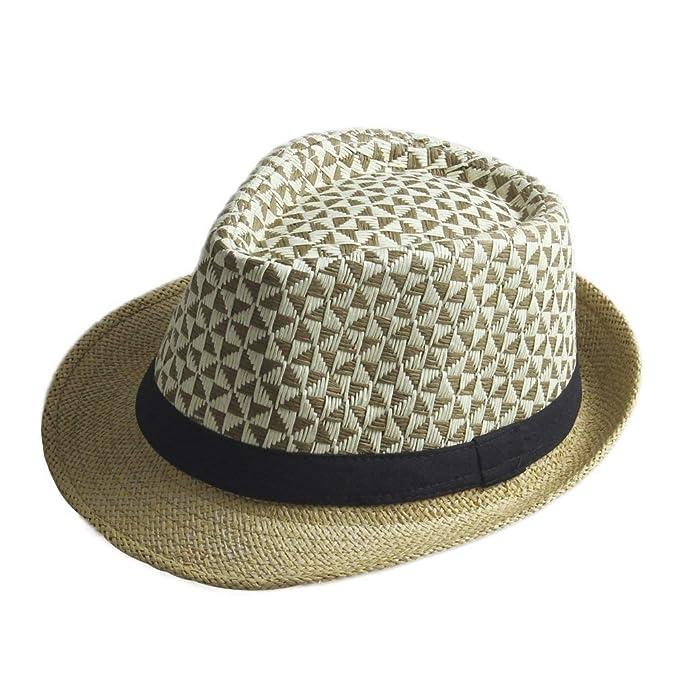 Gorros Playa De Verano Sombrero para Gorra El De Sol Verano Especial Estilo  Moda para La Playa Sombrero De Panamá Sombrero De Playa Sombrero De Playa  ... 911d2504f31