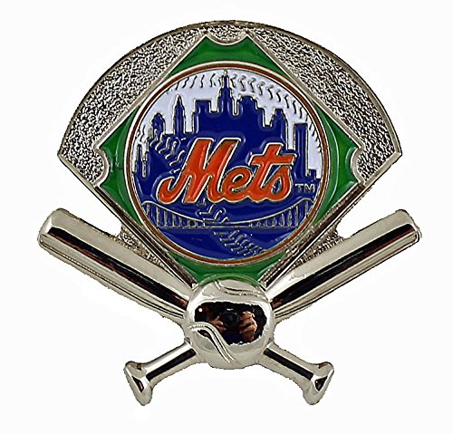 MLB New York Mets Field Pin