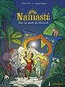 Namasté, tome 1 : Sur la piste de Ganesh par Simon