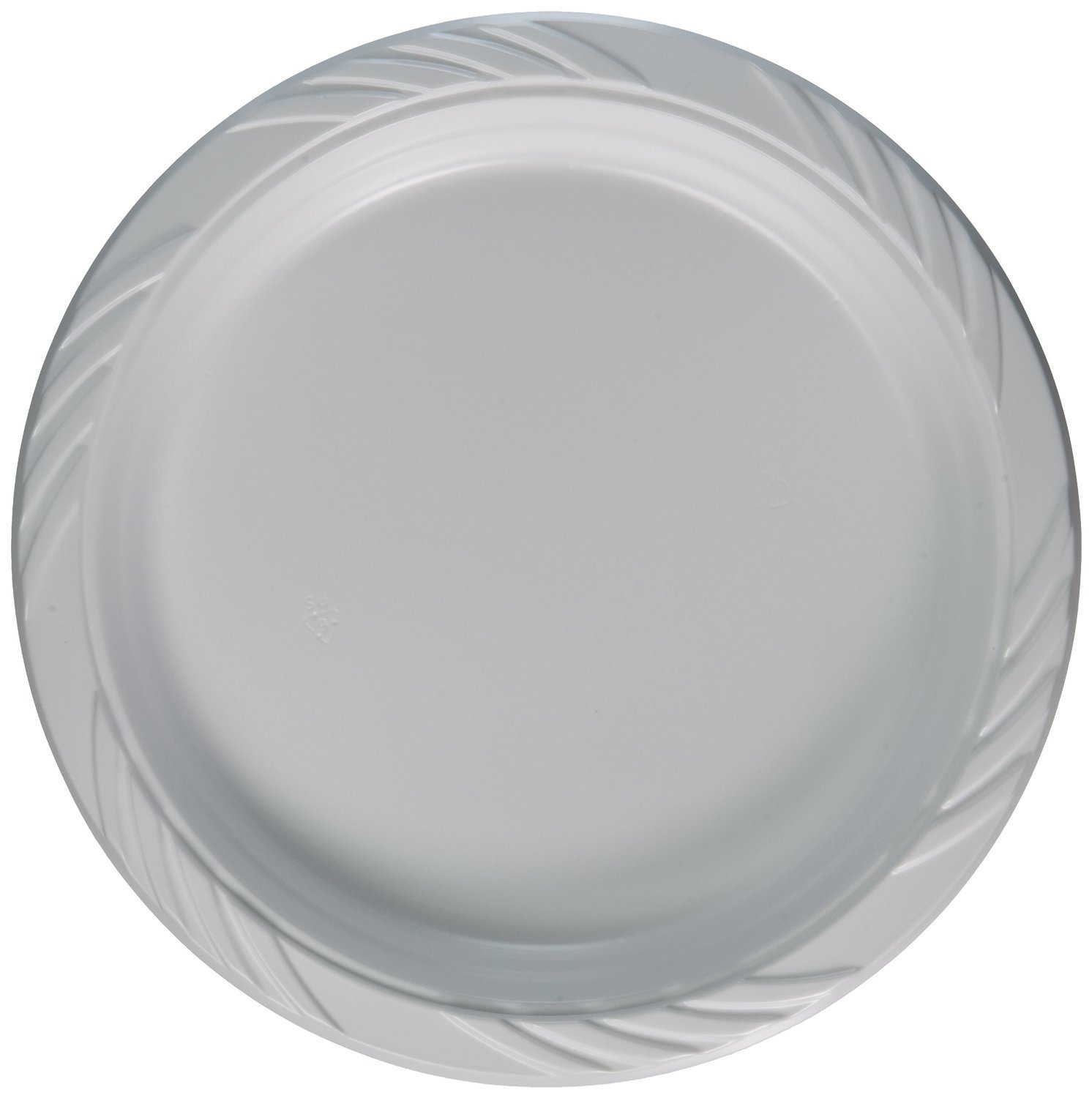 Amazon.com Blue Sky 100 Count Disposable Plastic Plates 9-Inch White Kitchen \u0026 Dining  sc 1 st  Amazon.com & Amazon.com: Blue Sky 100 Count Disposable Plastic Plates 9-Inch ...
