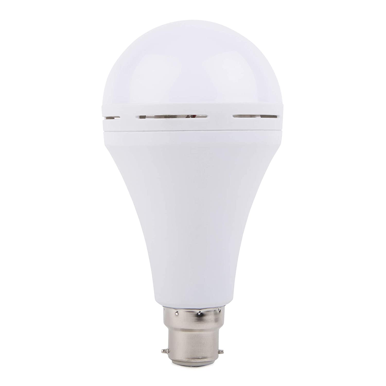 new product 3b8f7 e5489 Emergency Led Bulb 9 Watt Rechargeable Inverter Led Emergency Bulb (Cool  White), Rechargeable Led Bulb For Home