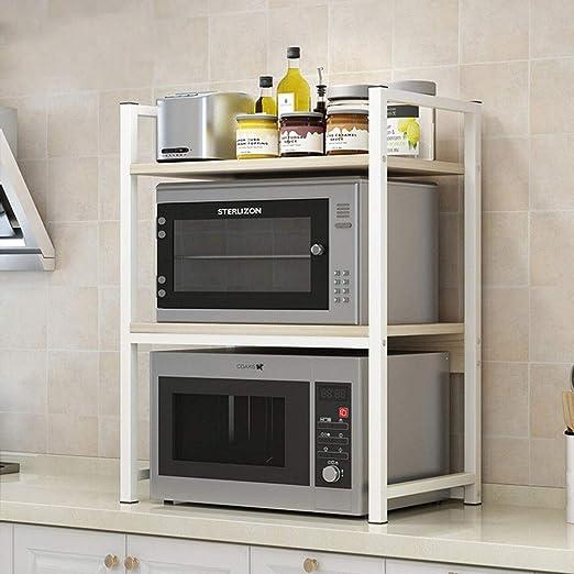 Soporte para Horno de Microondas 3-Tier Cocina Microondas ...