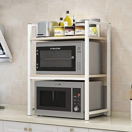 Soporte para Horno de Microondas 3-Tier Cocina Microondas Horno de ...