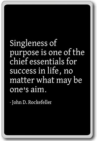Amazon Singleness Of Purpose Is One Of The Chi John D