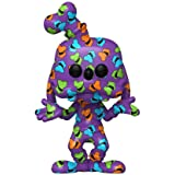 POP Artist Series: Disney Treasures from The Vault - Goofy, Amazon Exclusive, Multicolor, 4.75 inches (55676)