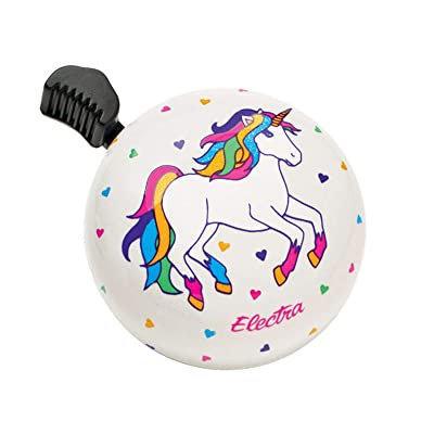 Electra Unicorn Ding Dong Bike Bicycle Bell : Sports & Outdoors