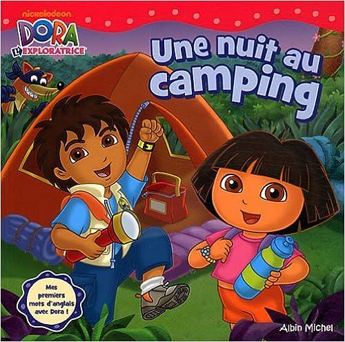 Livre gratuits en ligne Une nuit au camping pdf, epub ebook