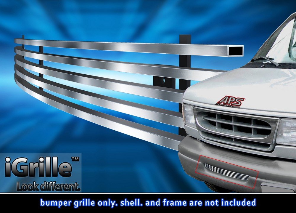 hot sale Stainless Steel eGrille Billet Grille Grill For 92-07 Ford ...