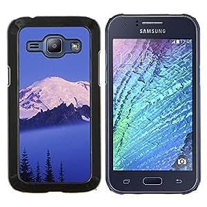 For Samsung Galaxy J1 J100 Case , Sunset Beautiful Nature 67- Diseño Patrón Teléfono Caso Cubierta Case Bumper Duro Protección Case Cover Funda