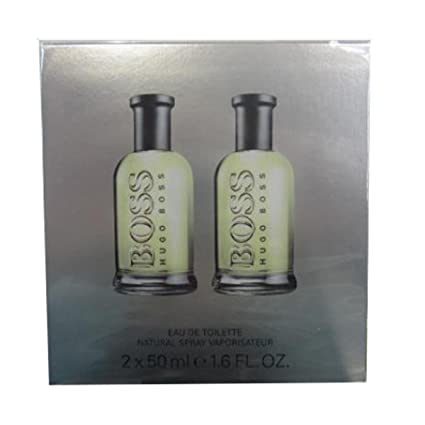 Hugo Boss Boss Bottled Agua de Colonia - 2 Unidades