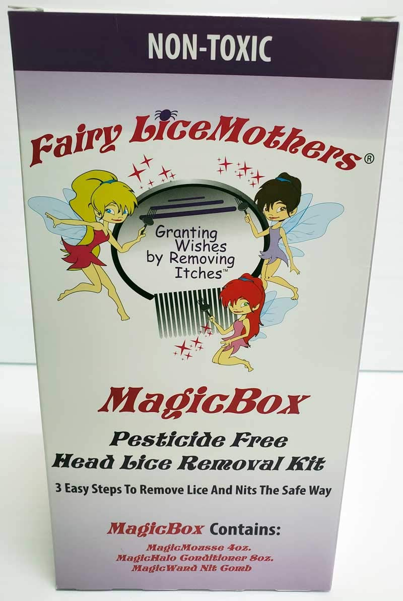 Fairy LiceMothers MagicBox - Head Lice Removal Kit by Fairy LiceMothers