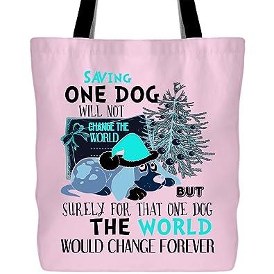 Amazon.com: Bolsas para perros y Navidad con asas largas y ...
