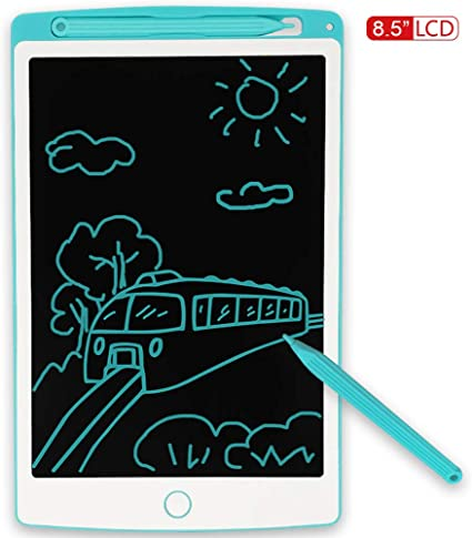 8.5-Inch Writing Board Doodle Board Electronic Doodle Pads LCD Writing Tablet
