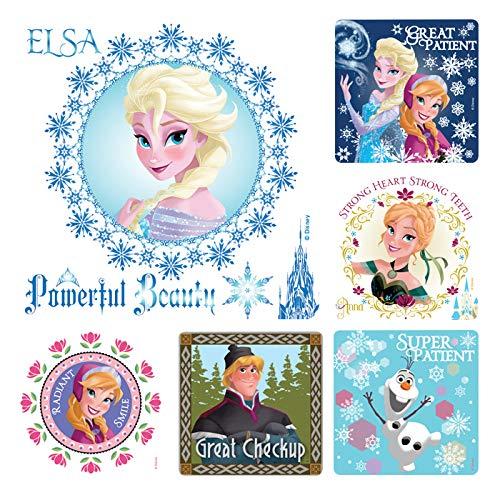 Disney Frozen Patient Stickers 100/Pack