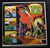Unknown Artist - War Of The Worlds - Lp Vinyl Record