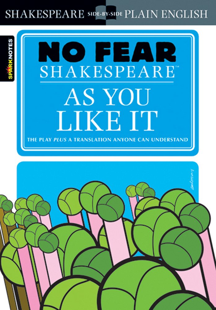 As You Like It (No Fear Shakespeare) PDF