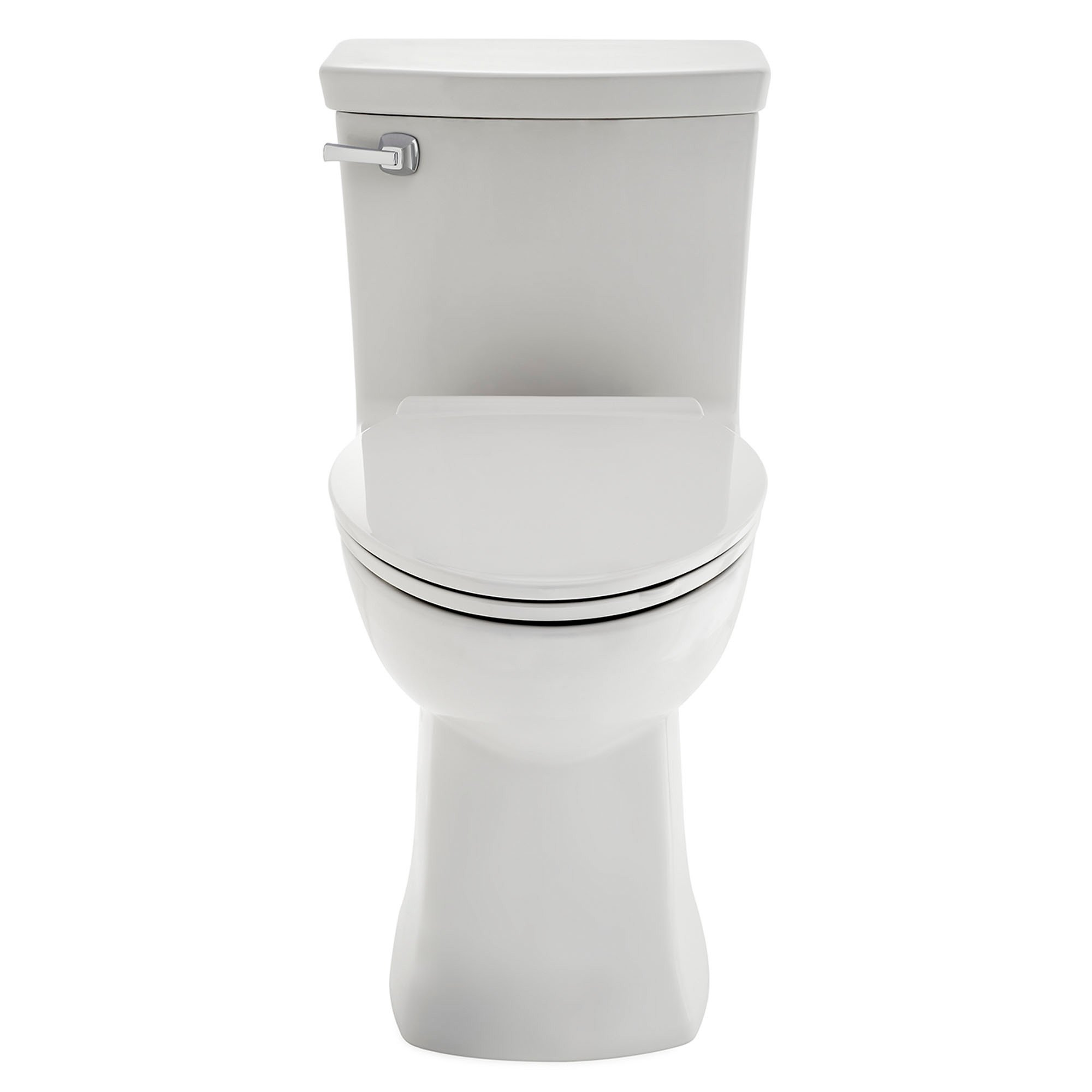 American Standard 2922A104.020 Townsend Vormax Right Height Elongated One-Piece Toilet with Seat, White